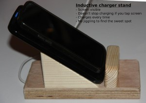 Inductive Charger